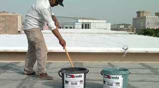 Elastomeric Coatings - Charter Roofing & Waterproofing