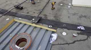 Roofing Drainage Inspection - Charter Roofing & Waterproofing