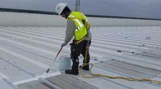 Inspecting Sealants - Charter Roofing & Waterproofing