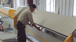 Sheet Metal Fabrication and Installation - Charter Roofing & Waterproofing